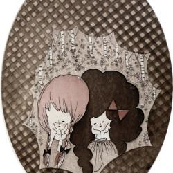 アンとダイアナ1m