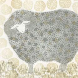 歌う庭羊I1Mhp